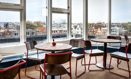 Office Zolabo in WeWork Metropool, Amsterdam